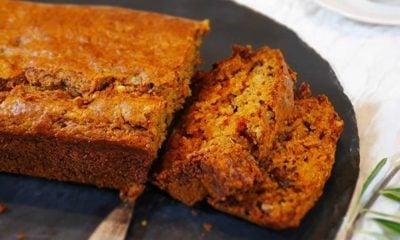 Carrot cake façon Philippe Conticini
