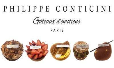 Philippe Conticini ouvre une boutique à Paris !