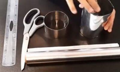 [astuce] – Comment fabriquer un moule à gâteau ?