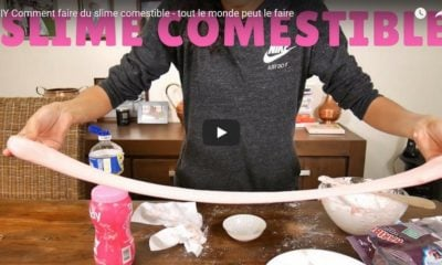 Comment faire du slime comestible avec des marshmallow ?