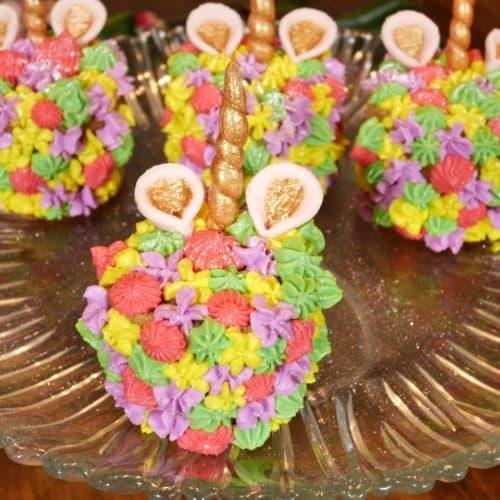 Cupcakes Licorne