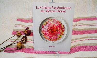 [Impression] La cuisine végétarienne du Moyen-Orient par Salma Hage