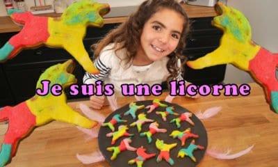 Comment faire des sablés Licorne ?