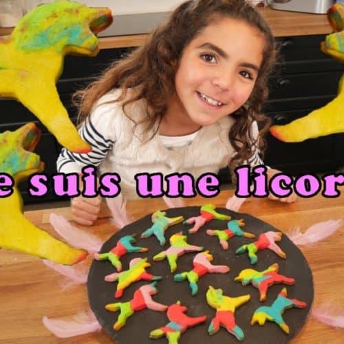 Sablés Licorne