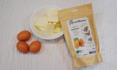 [Impression] Mirontaine, préparation pour gâteau bio
