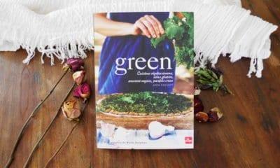 [Impression] Green cuisine végétarienne, sans gluten, souvent vegan, parfois crue de Anya Kassoff
