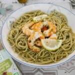 spaghetti au Quinoa Persil Ail de Jardin Bio