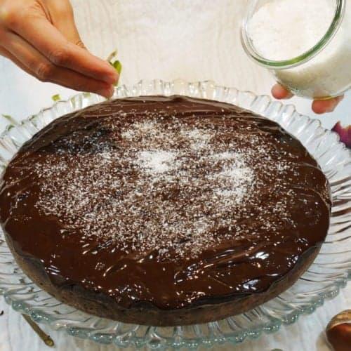Moelleux au chocolat de Hervé Cuisine