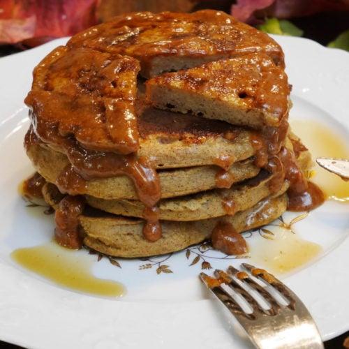 Pancakes healthy de Thibault Geoffray