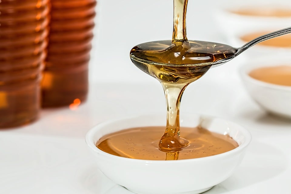 le miel pour remplacer le sucre