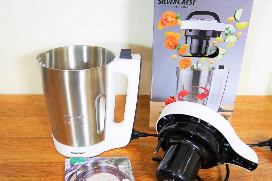 Blender chauffaut cook n mix silvercrest lidl
