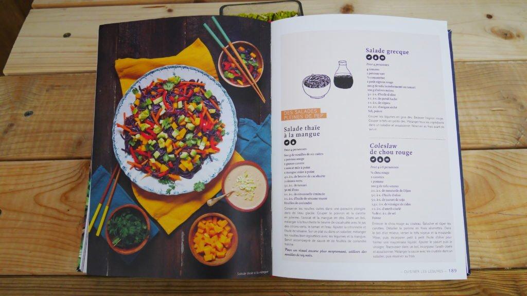 Qui a dit que les recettes vegan n'était pas appétissante ?