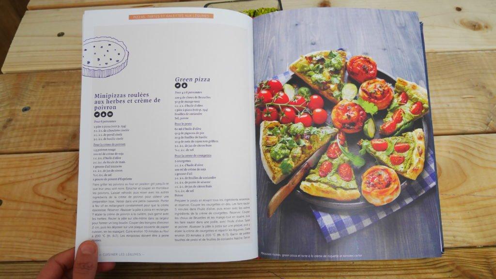 Des recettes vegan riche en couleur