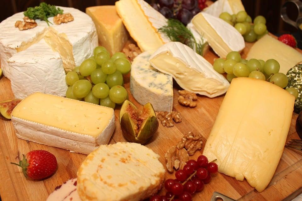 Assortiment de fromage