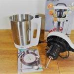 blender chauffant silvercret cook n mix