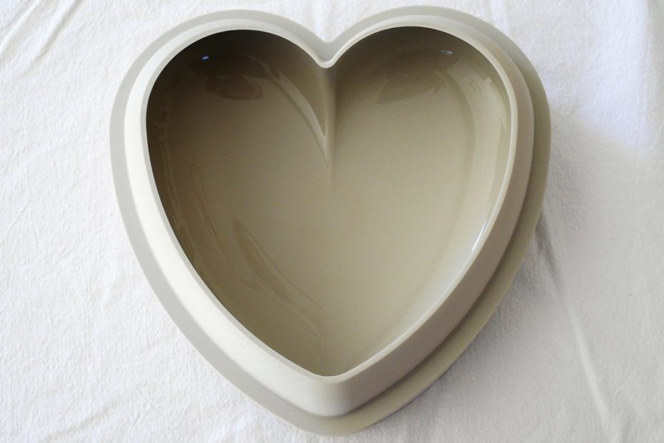 Moule cœur 3D Silikomart