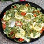Recette de poisson à la marocaine