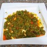 marinade pour légumes et viande