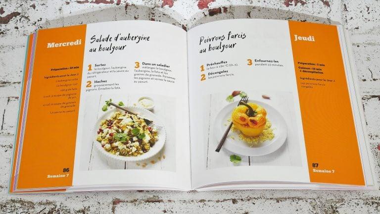 cuisiner à l'avance pour la semaine super facile de dorian Nieto