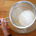 Gâteau invisible sans gluten