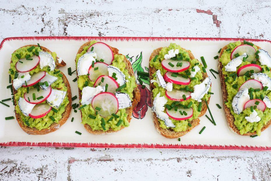Avocado toast recette du livre de laurent mariotte