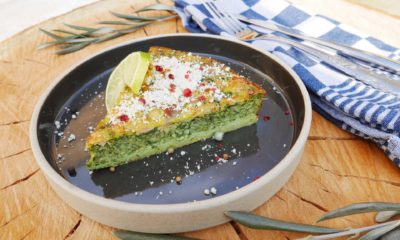 Comment faire une tarte sans pâte saumon – épinards ?