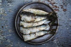 Sardine à la marocaine