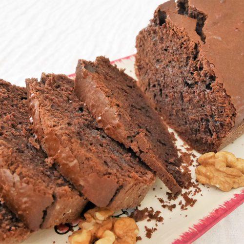 Gâteau au chocolat IG bas