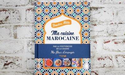 [Avis] Ma cuisine marocaine – Livre de Bouchra Atita