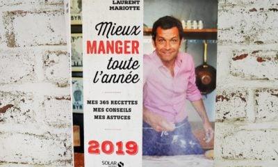 [Avis] Mieux manger toute l'année 2019 – Livre de Laurent Mariotte