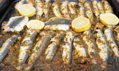 Recette de sardines marinées à la marocaine