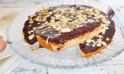 Comment faire une tarte au blender chocolat banane ?