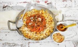 Viande hachée recette indienne