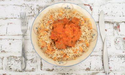 """Curry d'agneau à l'indienne – Recette du livre """"cuisiner à l'avance pour la semaine super facile"""" de Dorian Nieto"""