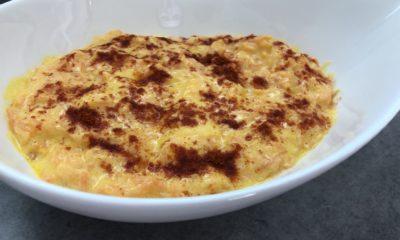 Recette Turque : Mezzé à base de carottes