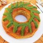 Gâteau au yaourt et poudre de moringa