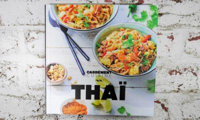 [Avis] Livre Cuisine Thaï – collection Carrément cuisine