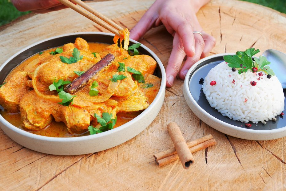 recette poulet massala