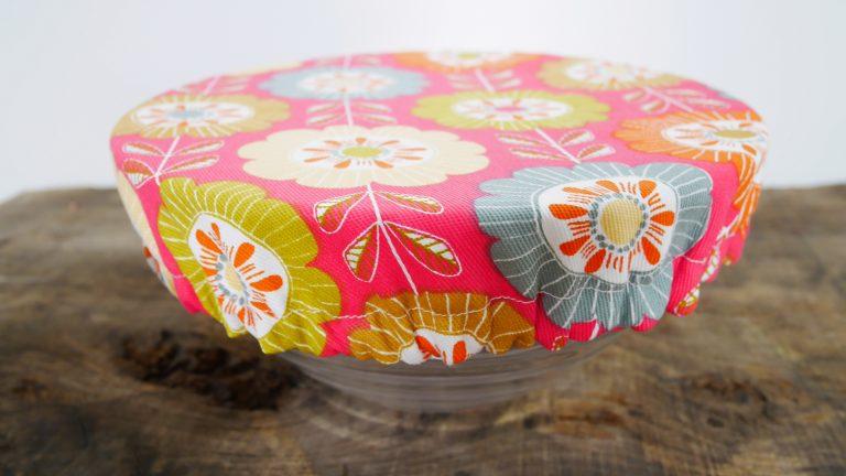 Couvre plat en tissu