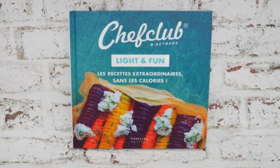 [Avis] je teste le livre Chefclub Network Light & Fun