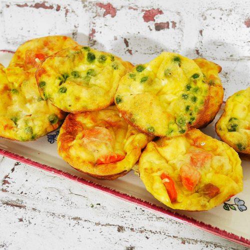 Recette de Muffins Salés pour l'apéritif