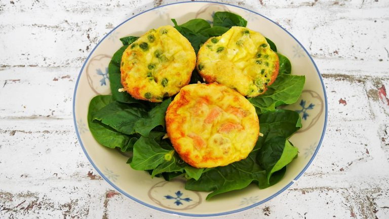 Muffins salées Sablé à la cannelle du livre En 1 h je cuisine mes Lunch box pour toute la semaine