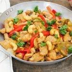 recette de poulet thaïlandaise