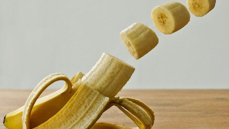 La banane fruit du mois d'avril