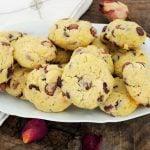 Cookies aux trois chocolat facile