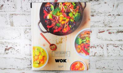[Avis] Wok – Livre de Audrey Le Goff