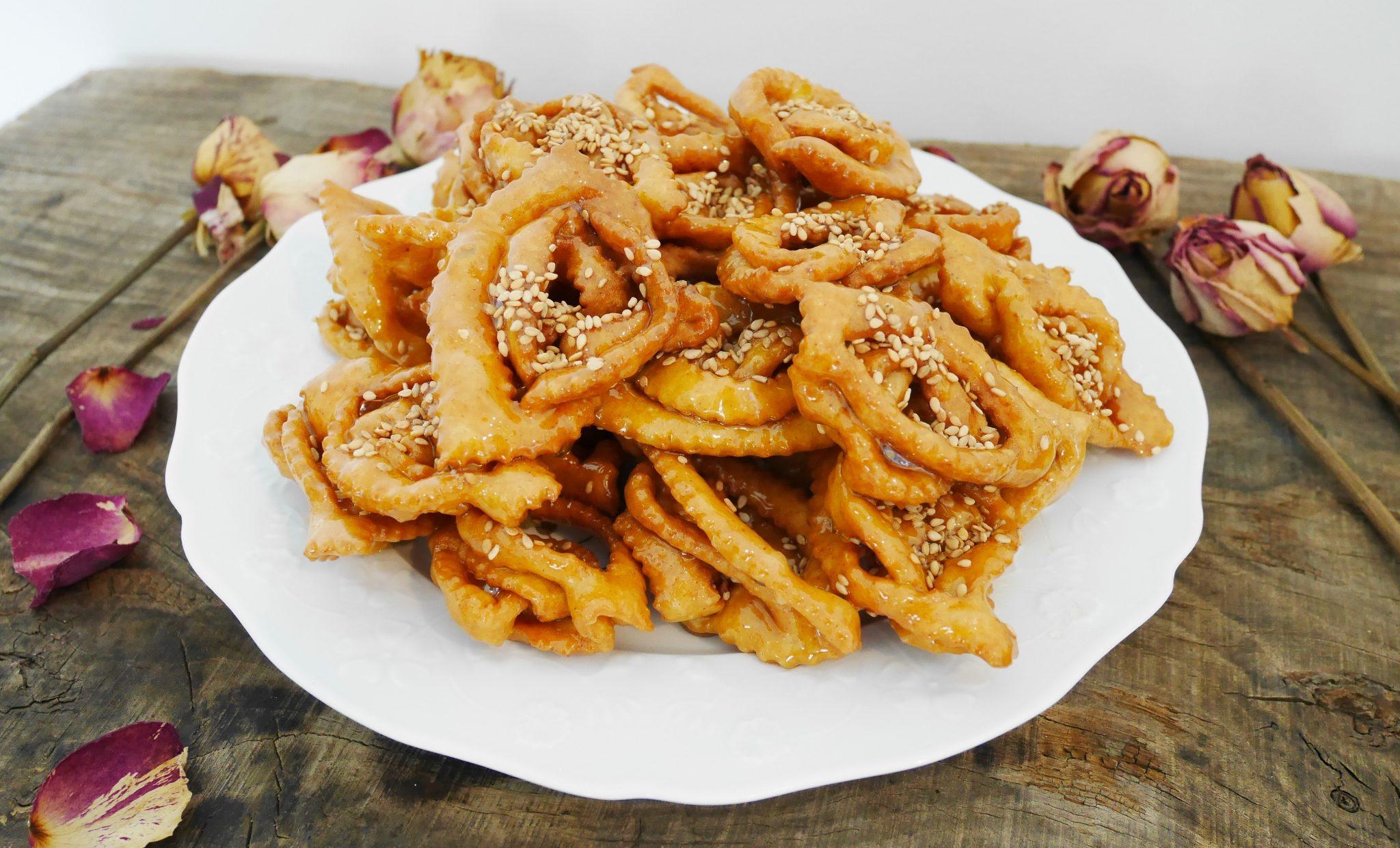 Chebakia recette marocaine