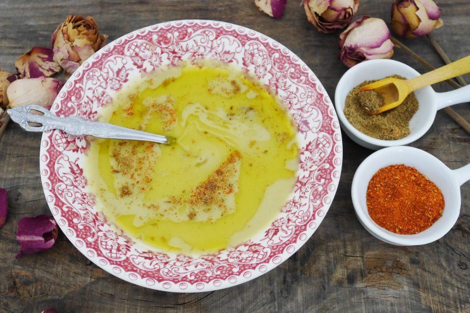 Recette ramadan, Bissara marocaine