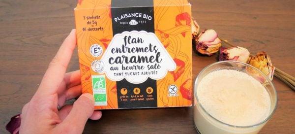 Découverte : Flan Plaisance Bio, l'énigme du goût