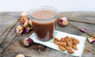 Boisson Céto-chocolatée – Recette du livre Mes petites recettes Cétogène et hypotoxiques